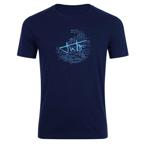 TuTo Collection T-Shirt DNA Cotton Blue