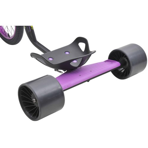 Driftwerk Drift-Trike TRIAD Syndicate 3 Black Purple Tuto Edition