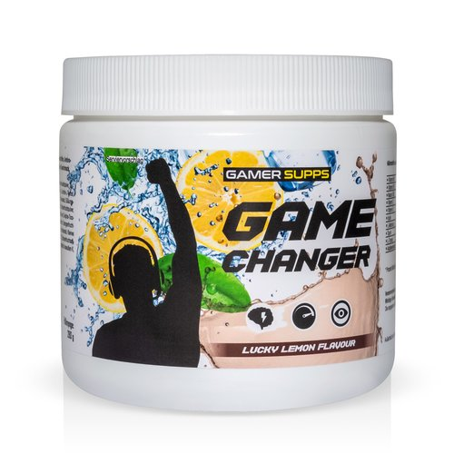 GAME CHANGER Gaming Booster Lucky Lemon